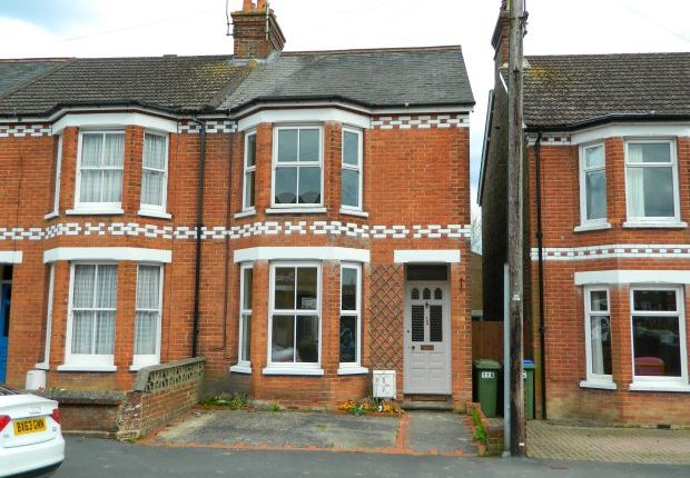 Thumbnail Property to rent in Clarence Road, Horsham
