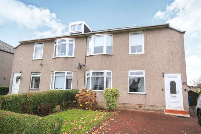 Thumbnail Flat for sale in Kingswood Drive, Rutherglen, Glasgow