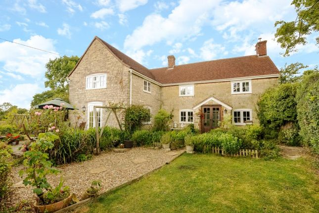 Thumbnail Detached house for sale in Green Lane, Stour Row, Shaftesbury, Dorset