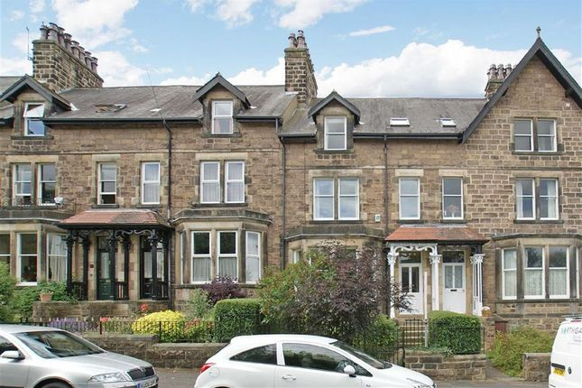 Thumbnail Terraced house to rent in Hollins Road, Harrogate, North Yorkshire