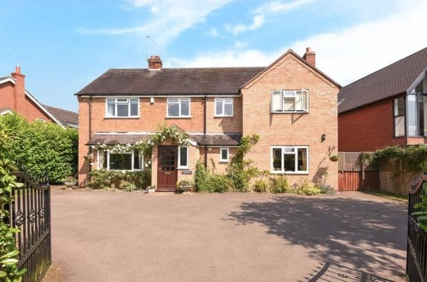 Thumbnail Detached house to rent in Haye Lane, Mappleborough Green