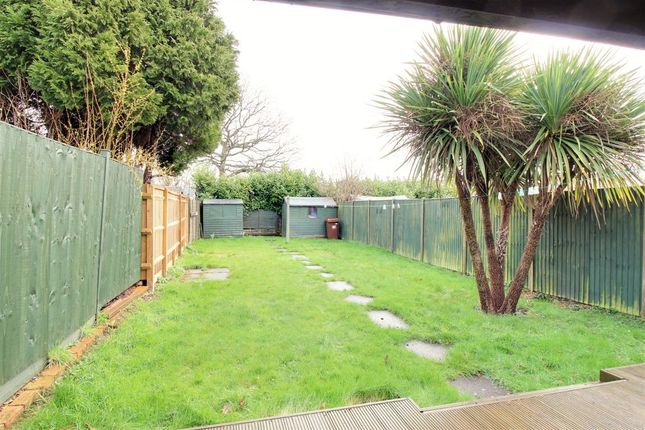 Garden At Back of Priestwood Avenue, Bracknell RG42