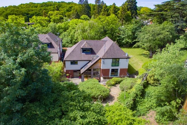 Thumbnail Detached house for sale in Warren Hill, Loughton