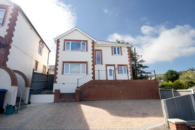 Thumbnail Detached house for sale in Luckhurst Road, River, Dover