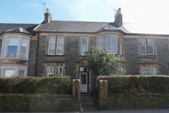 Thumbnail Flat for sale in 15 Mary Street, Dunoon