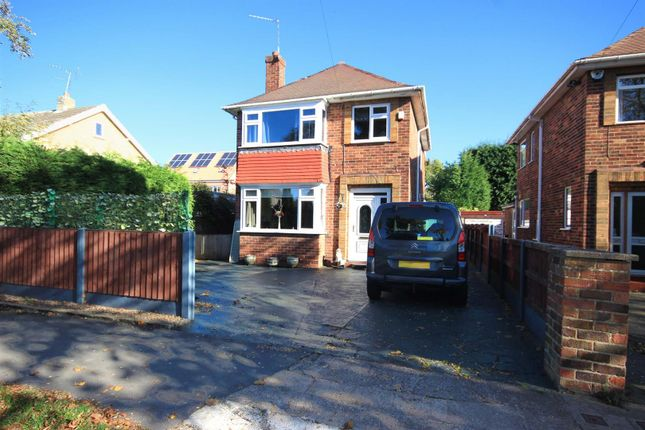 Thumbnail Detached house for sale in Raymond Road, Doncaster