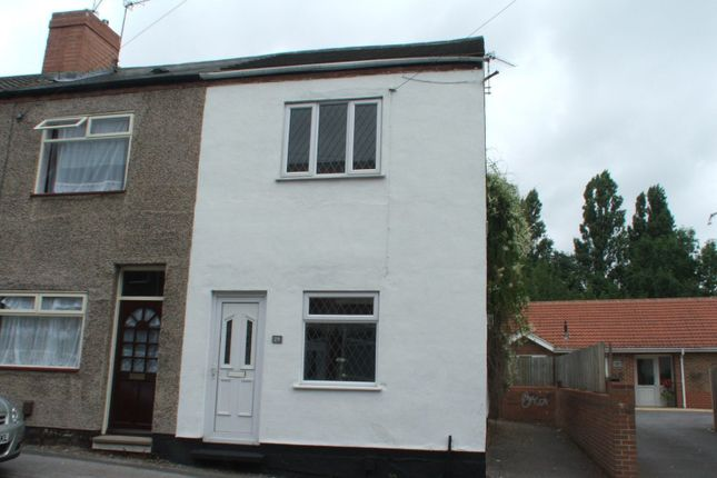 Thumbnail Terraced house to rent in Albany Street, Ilkeston