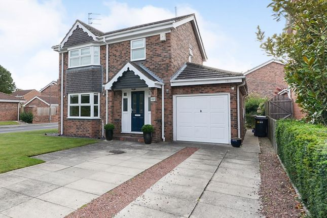 Thumbnail Detached house to rent in Greenshaw Drive, Wigginton, York