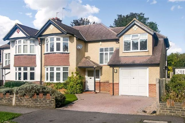 4 bed semi-detached house for sale in Lime Meadow Avenue, Sanderstead, Surrey CR2