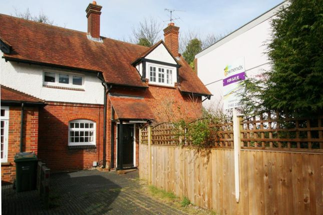 Thumbnail End terrace house for sale in Cross Lanes, Guildford, Surrey