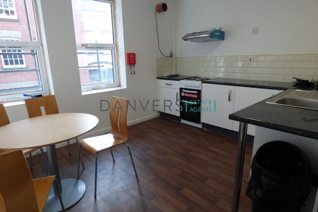Thumbnail Room to rent in Millstone Lane, Leicester
