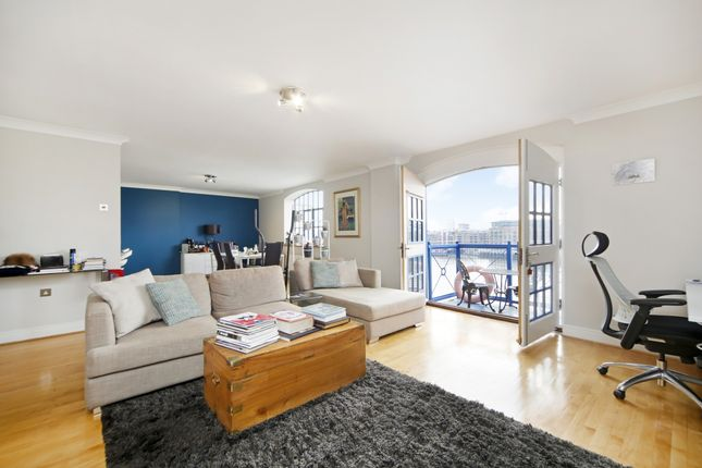 Thumbnail Flat to rent in Millers Wharf House, St. Katharine's Way