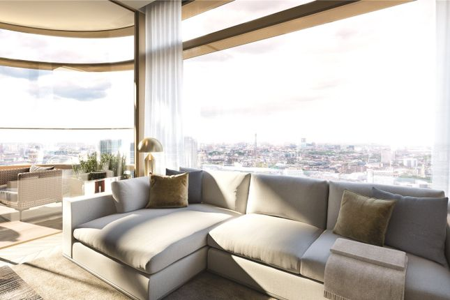 Thumbnail Flat for sale in Principal Tower, City Of London, London