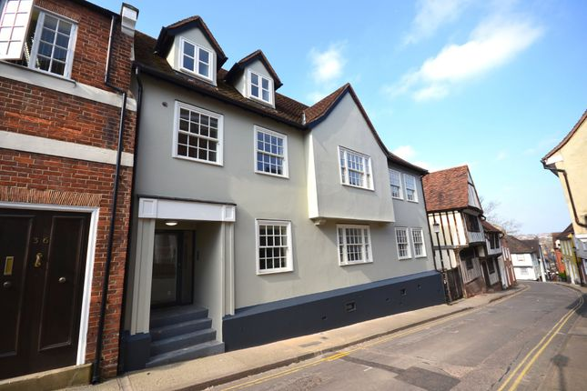 Thumbnail Flat to rent in Sanderson Mews, West Stockwell Street, Colchester