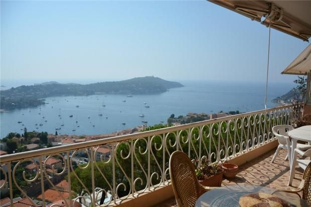 Balcony of Villefranche Sur Mer, French Riviera, France, 06230