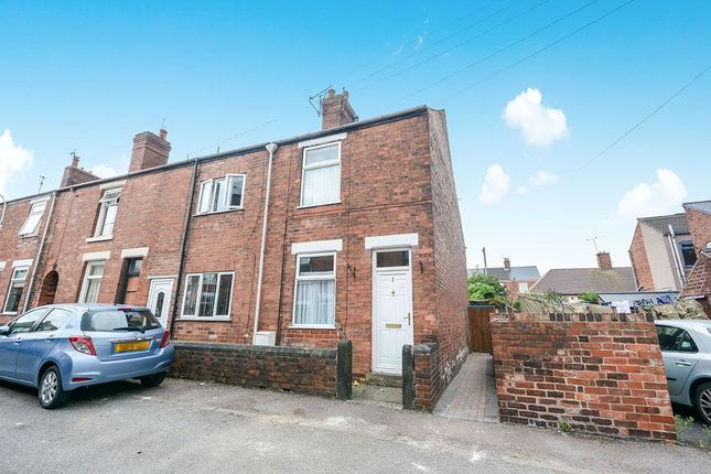 Thumbnail Terraced house to rent in Nicholas Street, Hasland, Chesterfield