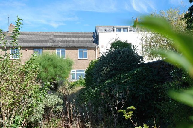 Thumbnail Terraced house to rent in Somerset Place, Stoke, Plymouth