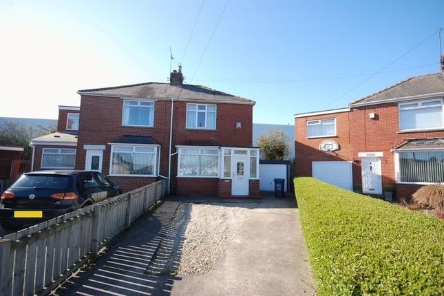 Thumbnail Semi-detached house to rent in Brunton Avenue, Fawdon, Newcastle Upon Tyne