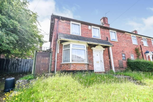 Thumbnail Semi-detached house for sale in Beaconsfield Street, West Bromwich, West Midlands