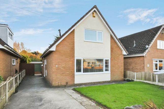 Thumbnail Detached house for sale in 8 Dovedale Avenue, Preston