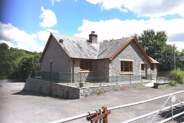 Thumbnail Detached bungalow for sale in Gorrig Road, Pentrellwyn, Llandysul
