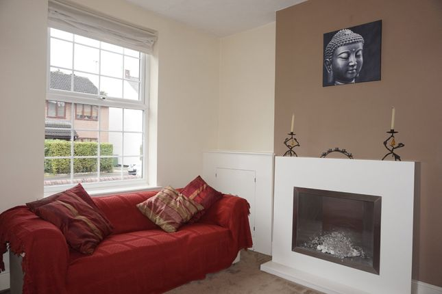 Semi-detached house in  Holland Road  Old Whittington  Chesterfield  Hackney