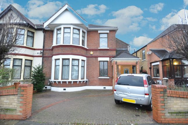 Thumbnail Terraced house for sale in Aberdour Road, Goodmayes