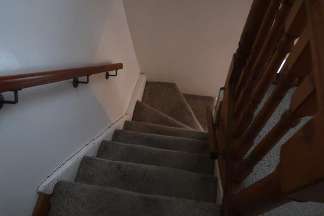 Stairs of Bute Street, Treorchy CF42