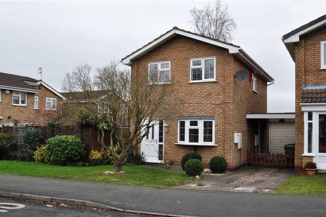 Thumbnail Detached house for sale in Westering Parkway, Wolverhampton, West Midlands