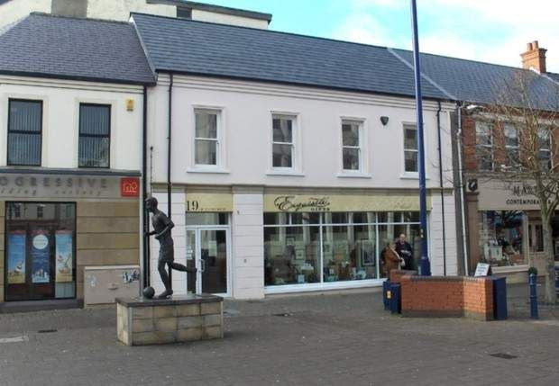 Thumbnail Retail premises to let in / 20 The Diamond, Coleraine, County Londonderry