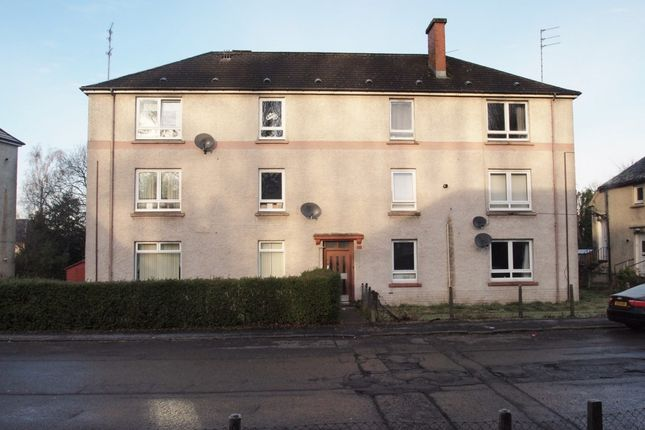 Thumbnail Flat to rent in Springfield Square, Glasgow