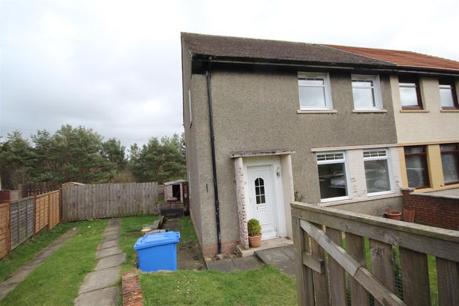 Thumbnail Semi-detached house for sale in Hillhouse Avenue, Bathgate