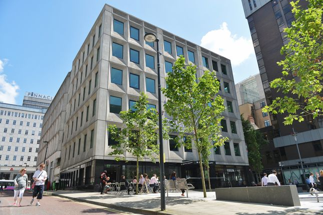 Thumbnail Office to let in Bond Court, Leeds