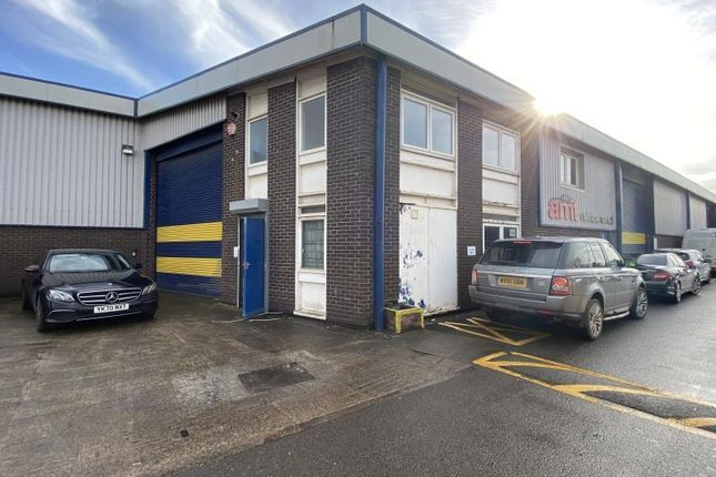 Industrial to let in Unit 4B, Unit 4B Severnside Trading Estate, St Andrew's Rd, Avonmouth