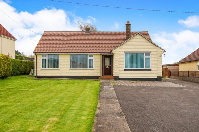 Thumbnail Detached bungalow for sale in France Lane, Hawkesbury Upton, Badminton