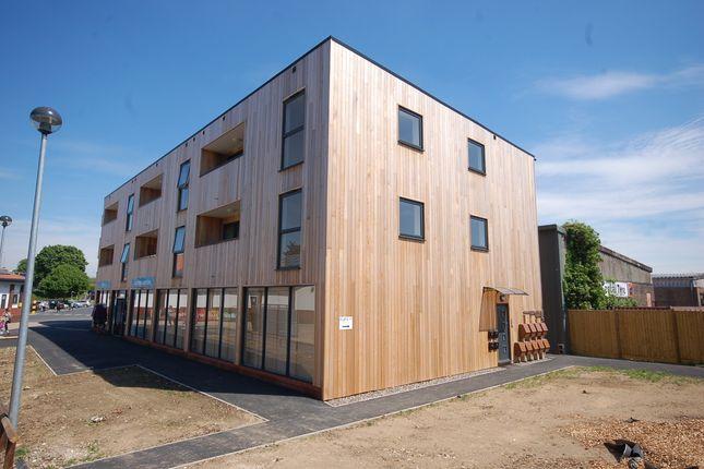 2 bed flat to rent in Lime Kiln Lane, Thetford, Norfolk IP24
