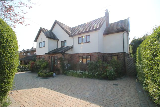 Thumbnail Detached house for sale in Hillside Road, Hockley