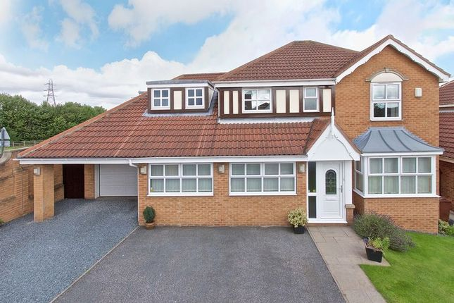 Thumbnail Detached house for sale in Forest Ridge, East Ardsley, Wakefield