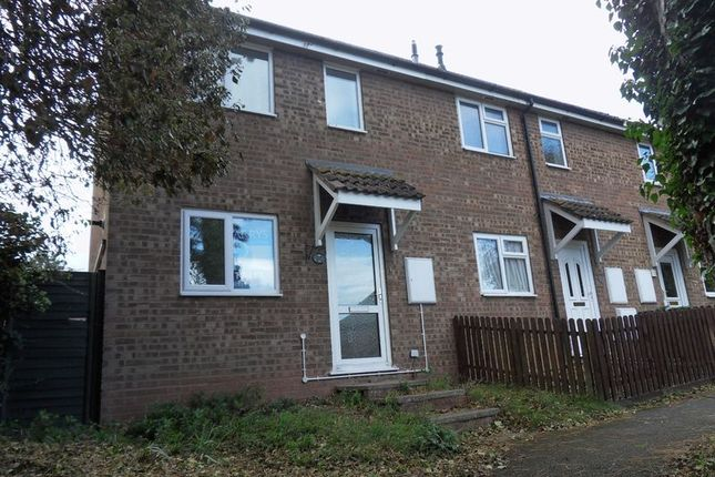 1 bed terraced house to rent in Oaklands, Ross-On-Wye