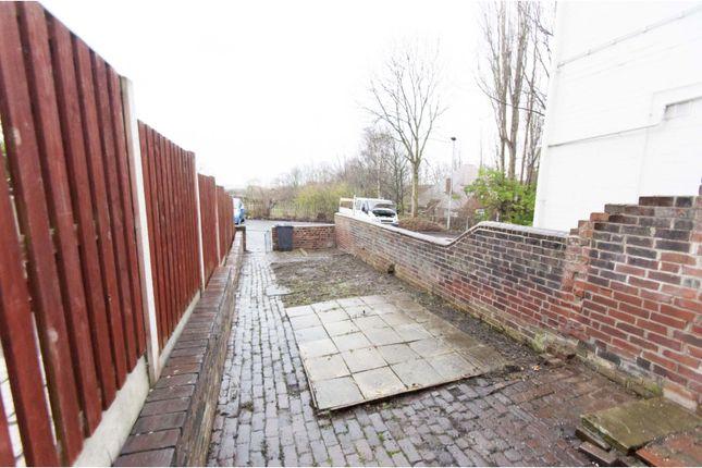 Rear Garden of Dearne Road, Bolton-Upon-Dearne, Rotherham S63