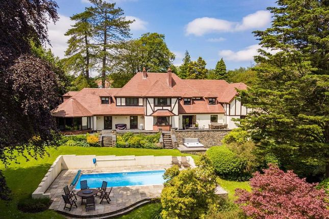 Thumbnail Detached house for sale in Gower Road, Killay, Swansea