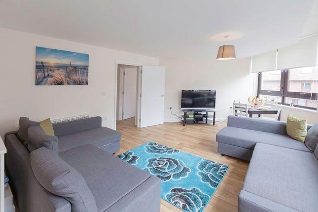 Thumbnail Flat to rent in 45 Castle Way, Southampton