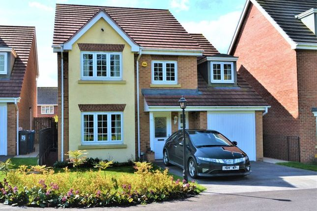 Thumbnail Detached house for sale in Lindrick Drive, Gainsborough