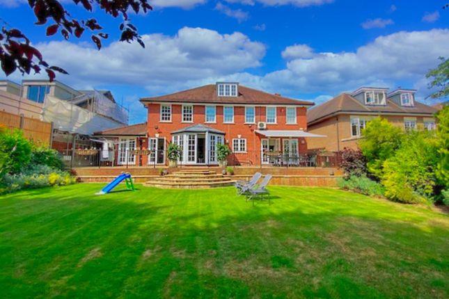 Rear Garden of Barham Avenue, Elstree, Borehamwood WD6