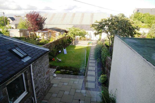 Garden of Brighton Place, Aberdeen AB10