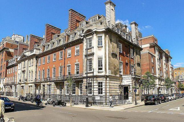 (Main) of Hallam Street, London W1W