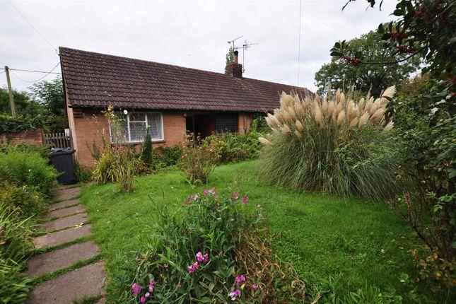 Thumbnail Semi-detached bungalow for sale in Church Road, Castlemorton, Malvern