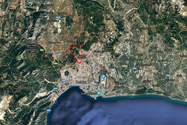 Thumbnail Land for sale in Kepez, Antalya Province, Mediterranean, Turkey