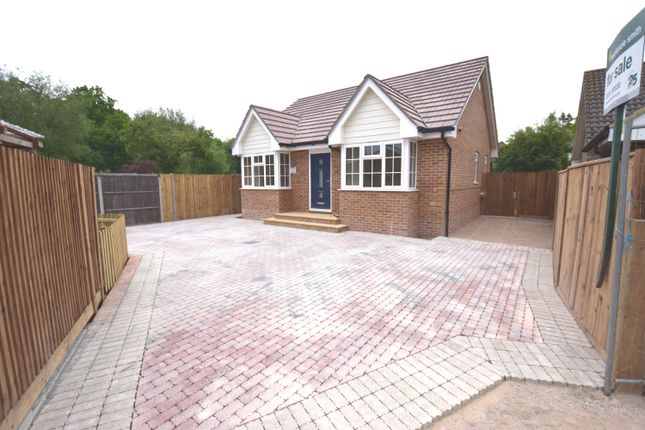 Thumbnail Detached bungalow for sale in Culverlands Crescent, Ash