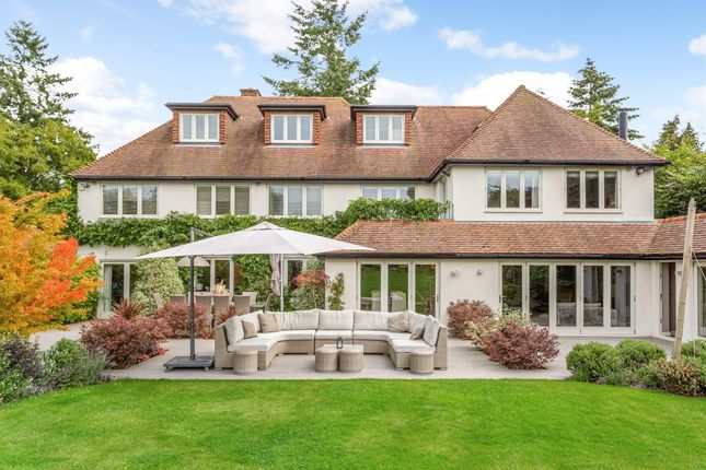 Thumbnail Detached house to rent in Doggetts Wood Lane, Chalfont St. Giles